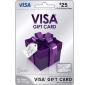 Vanilla Visa Gift Card $25