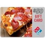 Domino's Pizza $50