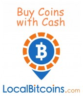 LocalBitcoins - Cash