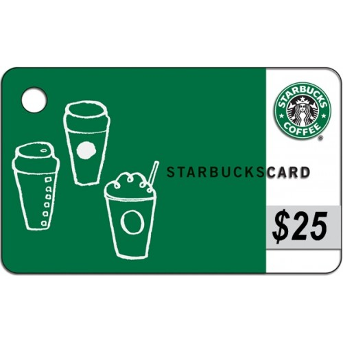 Starbucks gift cards only for 40 worth buy more httpcryfterimagecachedatastarbuckcard25 500x500g negle Images